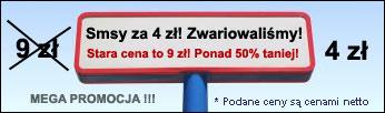 Tanie smy w MySms.pl!